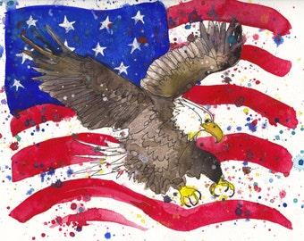 PRINTS American Eagle
