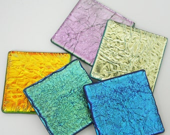 Dichroic 2-inch tiles