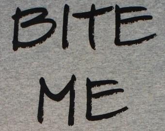 Daryl Dixon & Walking Dead T-Shirt - Bite Me