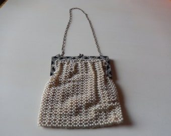 FRANCE PEARL PURSE