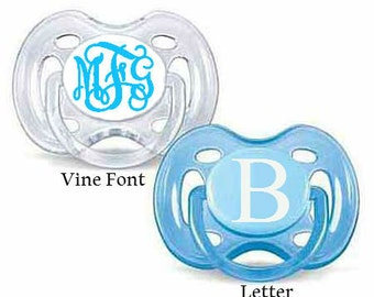 Baby Pacifier Decal