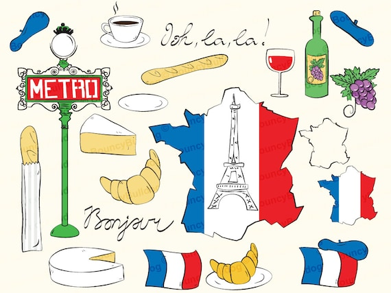 france clipart images - photo #32