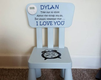 Childrens Time Out / Naughty Step Chair