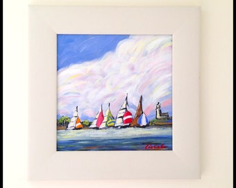 The Sailing Club