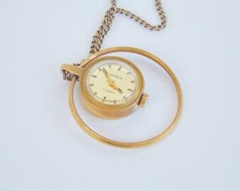 Vintage womens watch Wrist watch women Chaika watch Ussr watch Made in Russia watch Russia watch Gift for women Mechanical watch