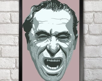 Charles Bukowski Poster Print A3+ 13 x 19 in - 33 x 48 cm Buy 2 Get 1 Free