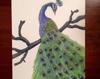 Birds of a Feather -- 11 x 14in Fine Art Print