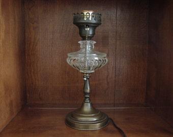 Salt Crystal Lamp Essential Oils : Crystal oil lamp Etsy