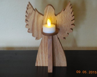 Angel candle holder sconces , Christmas ornament, religious symbol candle holder sconces,