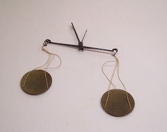 antique hanging balance scale