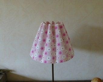 Lampshade, liberty rose toria, bed child daughter, lampshade, liberty, pink, girl