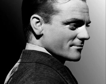 James Cagney Hollywood Poster Art Photo Artwork 11x14 or 16x20