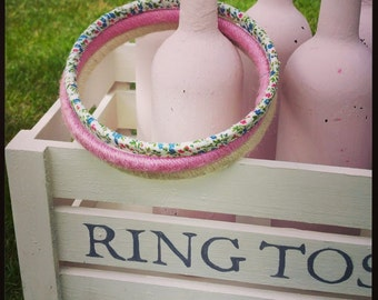 Vintage Style Ring Toss Game