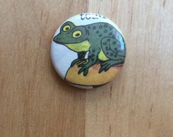 Toad Pin