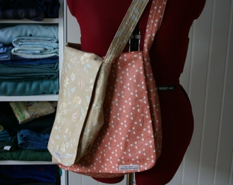 Handmade courier bags
