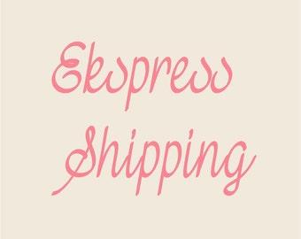 Ekspress Shipping