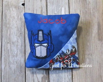 Transformers Pillow Etsy