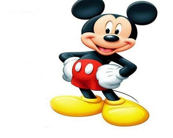 Mickey Mouse Wall Decal Room Decor Sticker