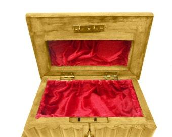 Magic Box - Puzzle Box - Jewelry Box - Puzzle Box - Secret Box - Wooden Money Puzzle Box - Jewelry Container - Hidden Box