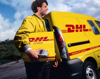 20USD Upgrade DHL Express Shipping for USA and Most European countries 5-8 business days