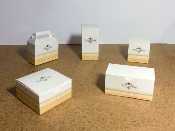 Personalised Wedding Table Gifts : Personalised Wedding Favour - Gift Boxes - Wedding Table Decorations ...