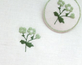 Machine embroidery pattern designs - digital file instant download