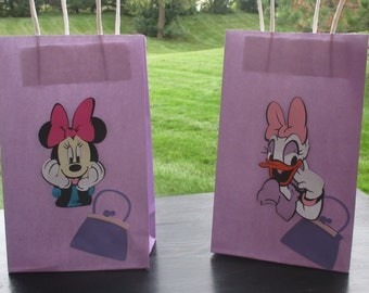 Minnie Mouse Party Goodie Bags