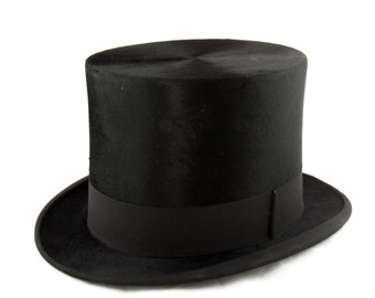 Rare Silk Tophat in Box