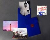 Eye Prefer Paris Postcards-12 Month Subscription