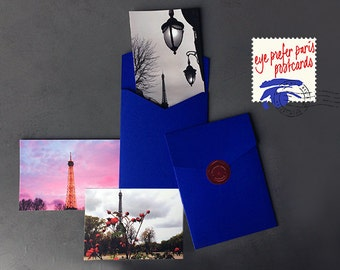 Eye Prefer Paris Postcards-12 Month Subscription