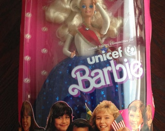 Barbie Unicef 1989