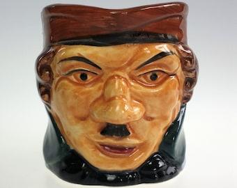 Toby Character Jug Japan Vintage Unknown 4 Inch Mug