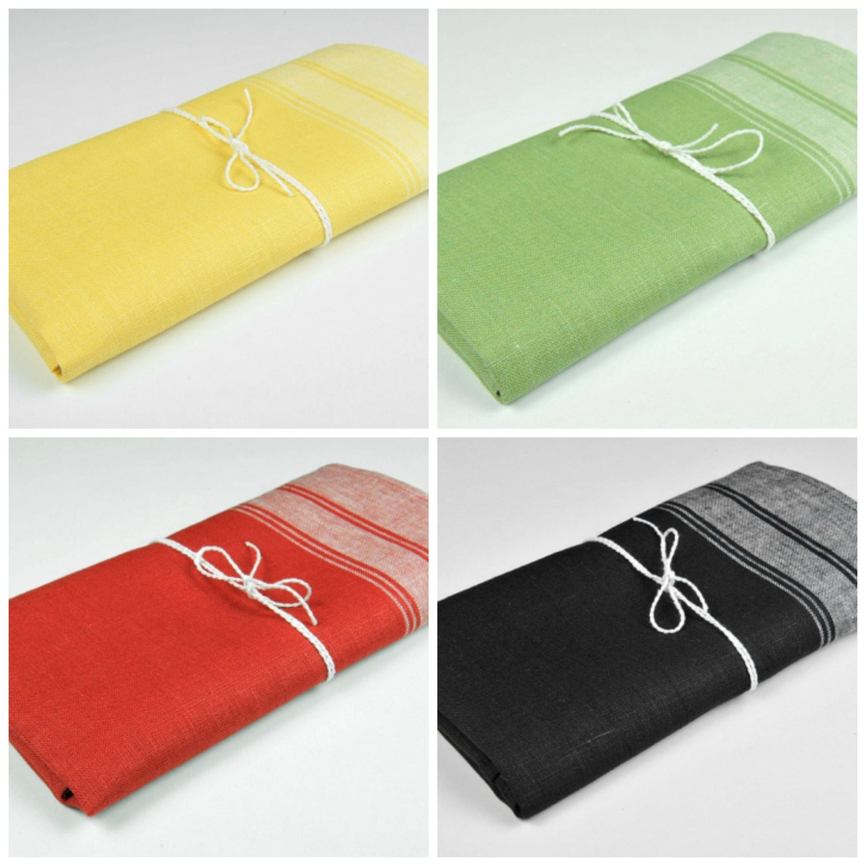 Linen Tea Towel Natural Linen Kitchen Towel Eco Kitchen