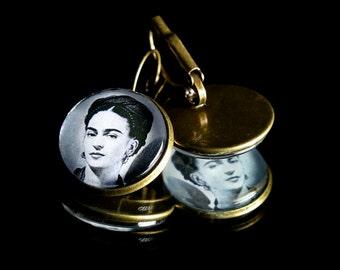 Earrings - Frida Kahlo