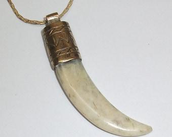 Trailer, leg, Horn, tooth, bone GA101