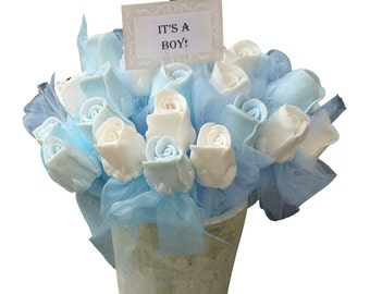 baby shower centerpiece baby boy or girl shower favors unique baby