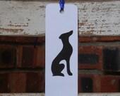 Greyhound Bookmark