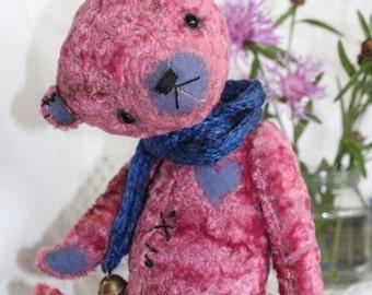Teddy bear artist stuffed plushies