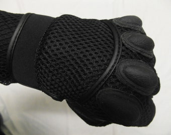 BATMAN Gloves Prop Accurate,Size M,L,XL,XXL The Dark Knight Rises Movie
