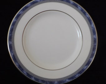 """Royal Doulton """"ATLANTA"""" Bread and Butter Plate 6 5/8"""" Never Used UPC Tag"""