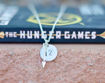 Hunger Games inspired necklace