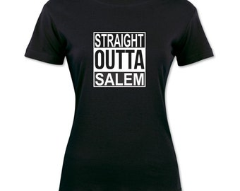 Straight Outta Salem T-shirt