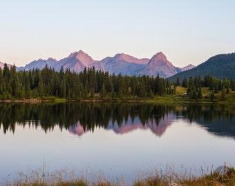 Molas Lake, Colorado - Original Photo Print