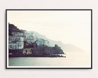 Amalfi Coast Sunrise - Photography Print
