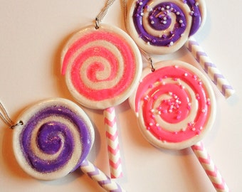 Sweet Lollipop Necklace