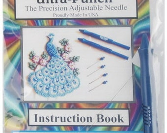 Ultra Punch Small Needle Embroidery Set + Threader