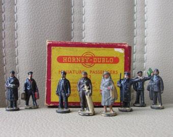 Hornby-Dublo Miniature Passengers