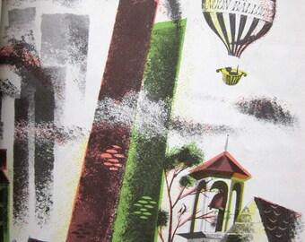 The Noon Balloon, Margaret Wise Brown, Leonard Weisgard