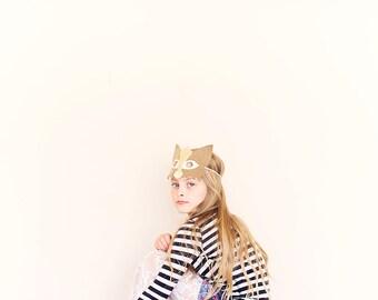 Fox Mask for Children Let's Pretend Costume Halloween