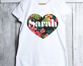 Monogramme chemise Monogram chemises pour les femmes monogramme chemises / / monogramme tshirts / monogramme chemises pour demoiselle d'honneur / personnalisés t-shirt